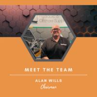 Alan Wills Meet the Team