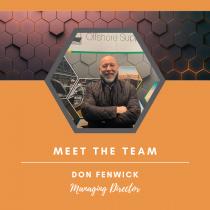 Don Fenwick Meet the Team