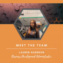 Meet the Team Lauren Harbron
