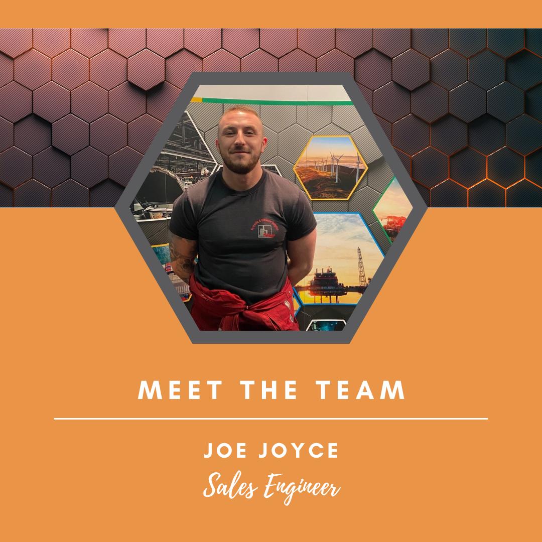 Meet the Team Joe Joyce