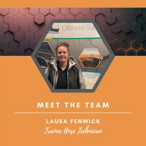 Laura Fenwick Meet the Team