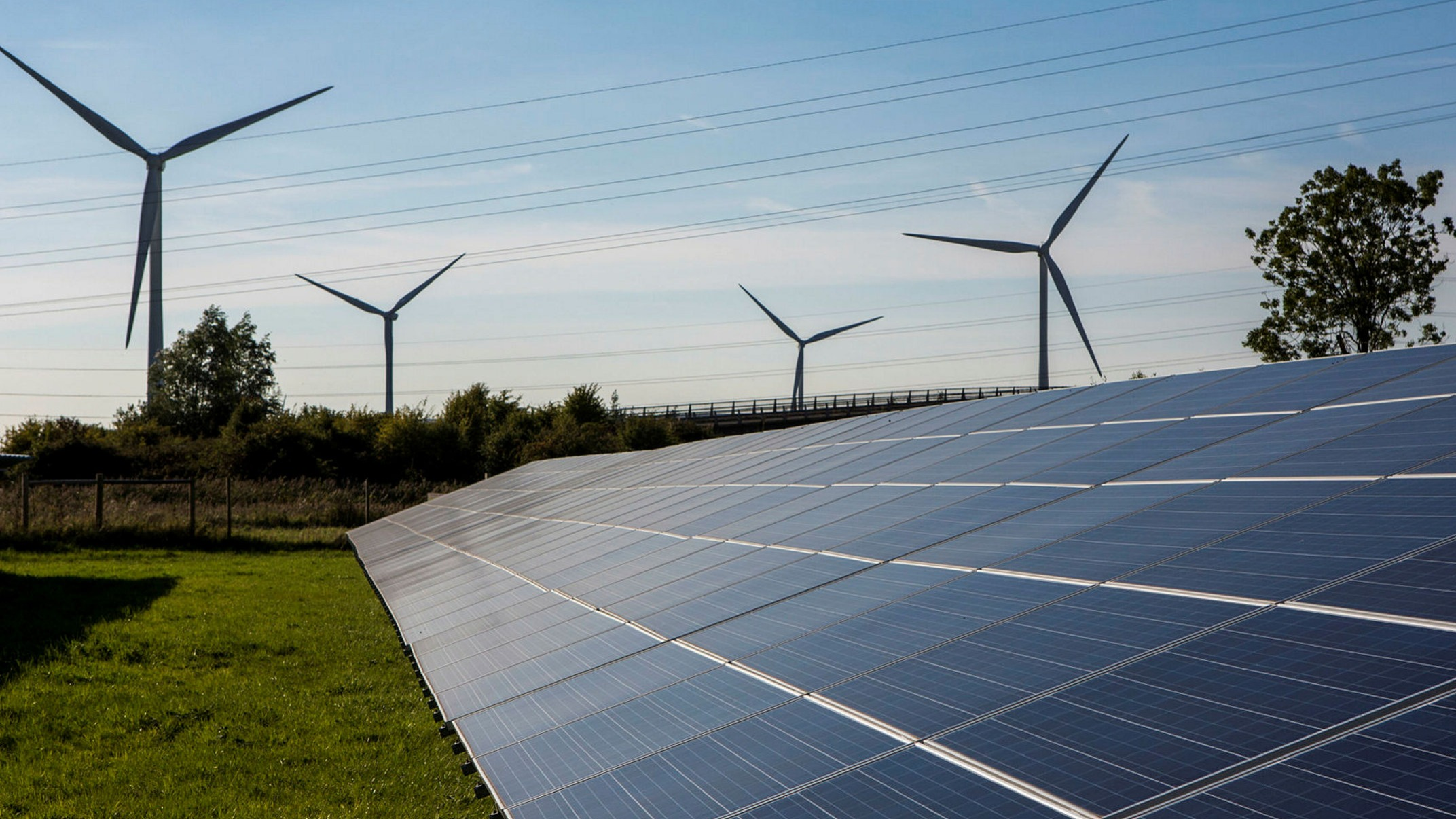 renewable hydrogen facility